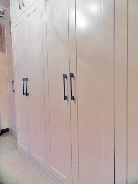 Fabricacion de armarios y vestidores a medida en madrid y - Armarios bano a medida ...