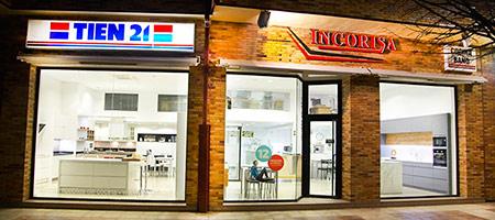 Contactar con fabricantes de muebles de cocina y baño en Madrid.