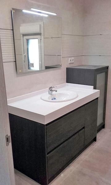 Muebles De Baño Madrid : Fabricacion venta y montaje de muebles baño en madrid