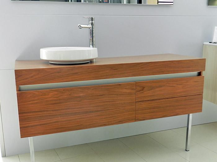 Fabricacion venta y montaje de muebles de ba o en madrid - Muebles de bano en bricor ...