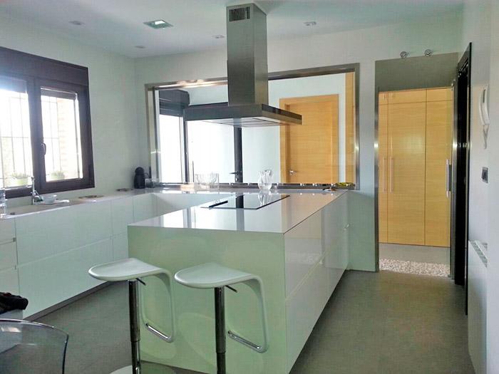 Fabricacion, venta y montaje de muebles de cocina en ...