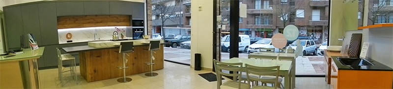 Fabricacion venta y montaje de muebles de cocina en for Muebles de cocina en l