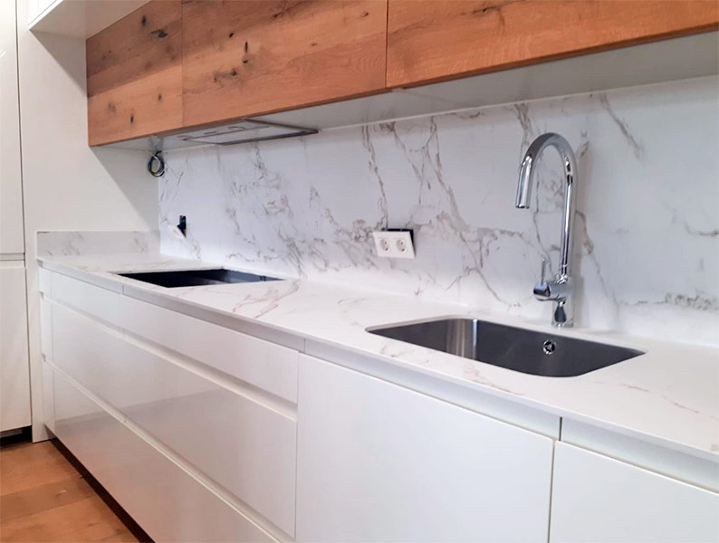 Trabajos de montaje de muebles de cocina y ba o en madrid for Esmalte para muebles de cocina